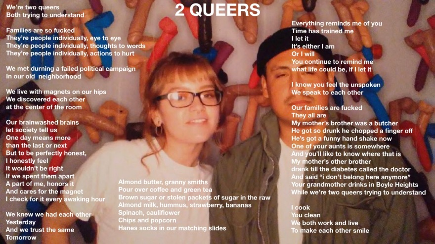 2 queers real fin